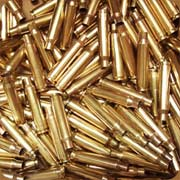 223 Once Fired Brass